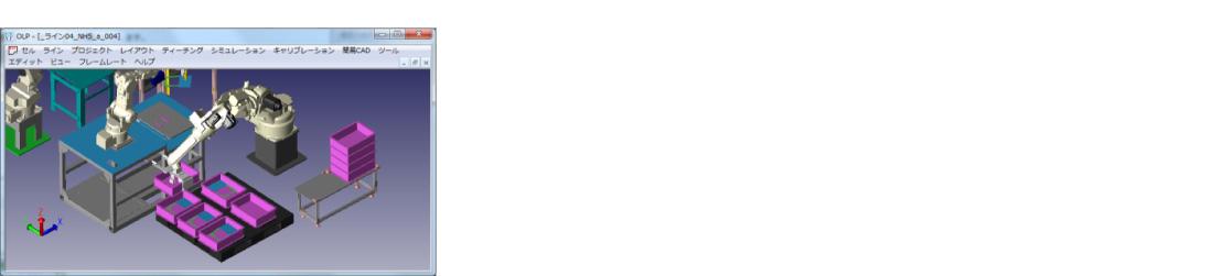 ワークの着脱の趣味レーション画像