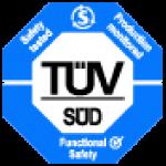 TUV SUD認証取得マーク