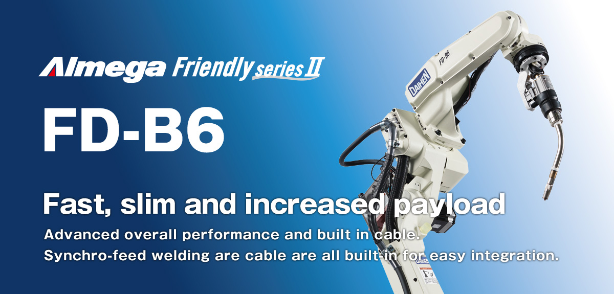 AImega Frendly series FD-B6 Fast, slim and increased payload.Advanced overall performance and built in cable.